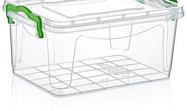 Plastik Kaplar ve Saklama Kutuları
